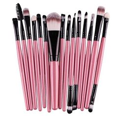 buy now   $2.64     (adsbygoogle = window.adsbygoogle || []).push();   Description:  ✪ 100% brand new and high quality  ✪Quantity:15pcs/set  ✪Gender:Women  ✪Length: approx 13~15cm  ✪Brush Material: Synthetic Hair  ✪Very Soft and Comfortable  ✪Suitable for both professional and home use...
