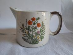 Hey, I found this really awesome Etsy listing at https://www.etsy.com/listing/186525208/vintage-takahashi-small-little-pitcher