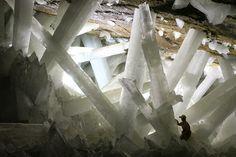 Crystal Cave, Naica Mine, Mexico