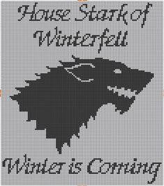 Stark of Winterfell bracelet