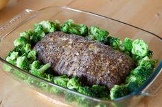 Köttfärslimpa med soltorkade tomater och basilika Jag tycker om köttfärsrätter och en maträtt som jag ofta lagar är köttfärslimpa. Det ä...