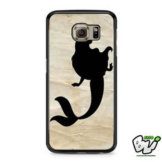 Ariel Mermaid Samsung Galaxy S7 Edge Case