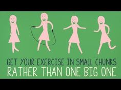 Exercise Around Your Busy Life | A Little Bit Better With Keri Glassman