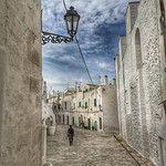 Ostuni streets - Puglia, Italy