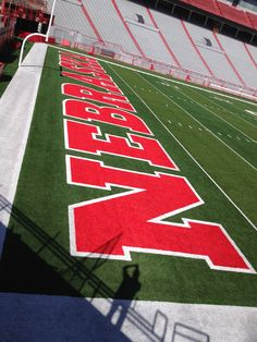 Memorial Stadium, Lincoln, Nebraska!