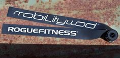 Mobility WOD Voodoo Floss Bands are here! For my nasty knees! Create space around my knee caps for full extention squats