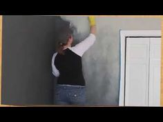 How to Paint an Ombré Wall Technique | Pretty Handy Girl | Bloglovin'