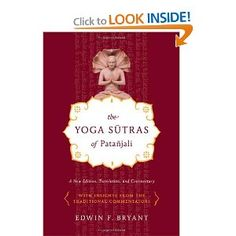 The Yoga Sutras of Patanjali by Edwin F. Bryant #Book #Yoga #Patanjali #Edwin_F_Bryant