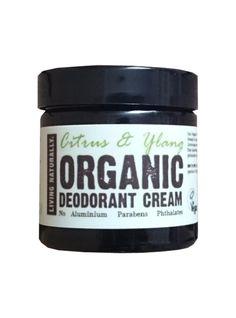 Organic Deodorant - Citrus