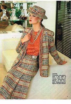 Die 89 besten Bilder von Chanel advertising   Chanel fashion ... f0bcf0bd939