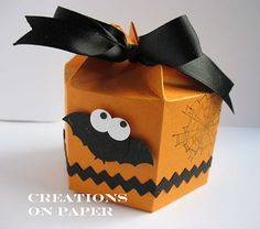 Creations on Paper: Halloween Bat Punch - in CLEARANCE SALE NOW