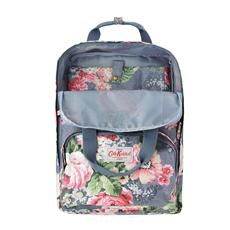Cath Kidston - Bloomsbury Backpack - could fit sewing goodies for classes in this pretty backpack