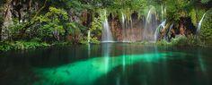 """Croatia: Plitvice National Park / Nacionalni park """"Plitvička jezera"""""""