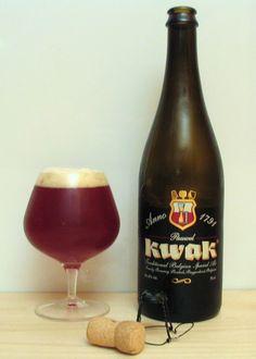 Kwak, Belgian beer!!!
