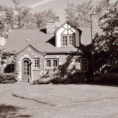 Charming Tudor Home Remodel