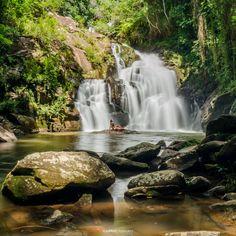 Cachoeira Deus me Livre, Aiuruoca, MG
