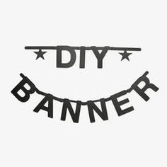 Quality DIY Customizable Letters&Symbols Banner Decoration Kit Themed Party Banner for Birthday Wedding Showers Photo Props Windows with free worldwide shipping on AliExpress Mobile Make A Door, Diy Door, A Little Lovely Company, Cute Phrases, Handwriting Styles, Letter Symbols, Diy Letters, Diy Garland, Custom Banners