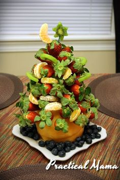 How to make fruit Ch