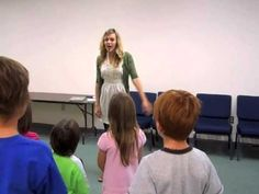 Armor of God Song with actions - just use video to figure out actions