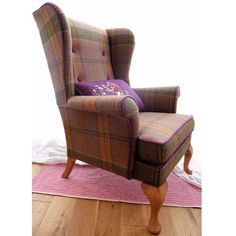 The Mulberry Chair