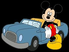 Mickey is wondering if you would like to ride along with him.