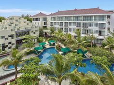 Bali Bali Nusa Dua Hotel Indonesia, Asia Set in a prime location of Bali, Bali Nusa Dua Hotel puts everything the city has to offer just outside your doorstep. Offering a variety of facilities and services, the hotel provides all you need for a good night's sleep. Take advantage of the hotel's free Wi-Fi in all rooms, daily housekeeping, fireplace, printer, taxi service. All rooms are designed and decorated to make guests feel right at home, and some rooms come with television...