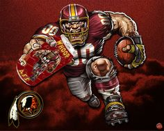 Free Redskins Desktop Wallpapers Super Fan Style 19201080 Free