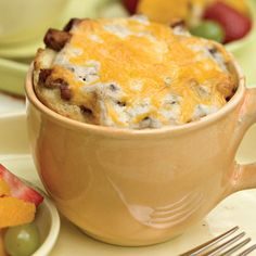 40 breakfast casserole recipes. Great photos and great recipes!