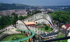 Pittsburgh has its own Amusement Park! Kennywood has been around for over 100 years and a must for anyone who loves roller coasters!