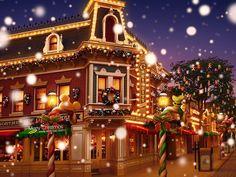 ドリームクリスマスタウン