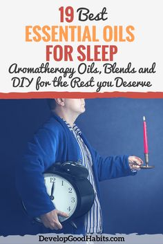 Best Essential Oils for Sleep Aromatherapy Oils, Blends and DIY for the Rest you Deserve