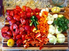 Benefits of Lacto-Fermentation and the Lacto-Fermented Salsa Recipe. This is DELICIOUS and beyond nutritious!