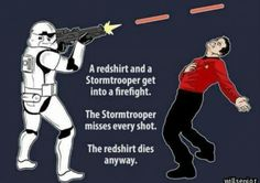 Star wars v star trek