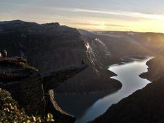 Photographic Interpretations of Norway's Trolltunga | Abduzeedo Design Inspiration