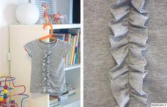 tee itse,ompelu,paita,lapset,Tee itse - DIY