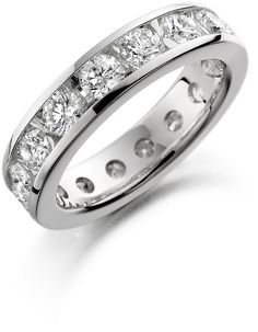 Bien Diamond Set Wedding Ring from Nicholsons Jewellers, Ilkley, UK    www.nicholsonsjewellers.co.uk     Diamonds are forever!    Please-Share Like and Pin!