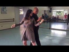 Workshop de Bolero com Enemir Franco e Olivia Teixeira