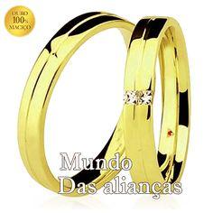 6ccdc74827245 65 melhores imagens de Alianças de Casamento   Wedding ring, Dream ...