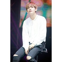 #BTS #V #Taehyung ❤ liked on Polyvore featuring bts, kpop and taehyung