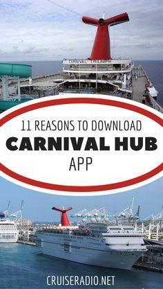#carnival #cruise #carnivalcruise #app #cruising #vacation #travel