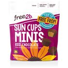Free 2 B Sun Cups - Mini - Ice Chocolate - Case Of 6 - Oz<br><b>Country of origin : </b>USA<br><b>Vegan : </b>Yes<br><b>Size : OZ<br><b>Pack of : Selling Unit : </b>caseFree 2 B Sun Cups - Mini - Ice Chocolate - Case Of 6 - OzCandy And Chewing Gum, Vegan Chocolate Filling, Chocolate Cups, Soy Eggs, Palm Fruit Oil, Box Of Sunshine, Unsweetened Chocolate, Snack Recipes, Snacks, Chewing Gum
