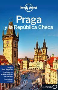 Praga y la República Checa / edición escrita y documentada por Neil Wilson, Mark Baker