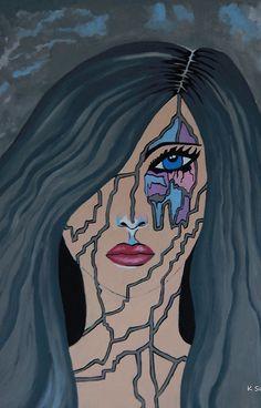 Broken Woman