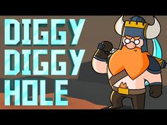 Diggy Diggy Hole - magnificent anthem about dwarves digging a hole. Good Music, My Music, Dark Holes, Minecraft Videos, Say Im Sorry, Youtube S, Falling Kingdoms, Fan Picture, Theme Song