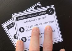 Free games to reinforce subject-verb agreement rules! Free games to reinforce subject-verb agreement rules! – The Measured Mom 2nd Grade Ela, 4th Grade Writing, 2nd Grade Teacher, Writing Classes, Second Grade, Writing Lessons, Present Tense Verbs, Simple Present Tense, Subject Verb Agreement Rules