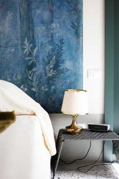 Casacau in Rome Interior Decorating, Interior Design, Interior Stylist, Guest Bedrooms, Wabi Sabi, Vintage Home Decor, Interior And Exterior, Rome, Architecture Design