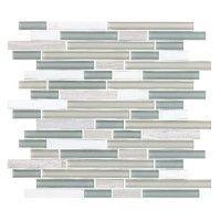 Eleganza Midtown Glass Mosaic Series