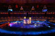 In early 2009, Crystal was appointed as the official Digital Imaging Services Supplier for the London 2012 Olympic and Paralympic Games.    One of our proudest achievements was the creation of the 90 minutes of spectacular content for the Audience Pixels and Roof LED animations