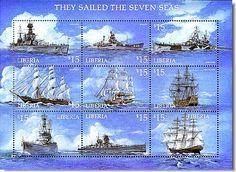 ship stamps - Pesquisa Google
