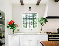 Renaissance Solid Bronze Windows & Doors by Progressive Solutions transitional-kitchen